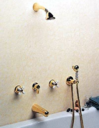 латунные трубки с резьбой